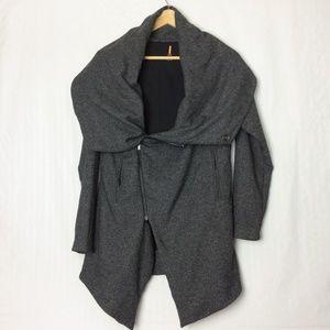 Lucy Asymmetrical Jacket S